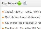 News widget